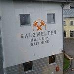 Eingang zur Salzmine