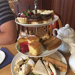 Gorgeous afternoon tea