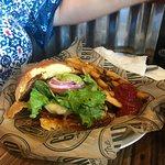Foto van The Grind mac & cheese burger bar