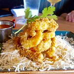 Best coconut calamari anywhere