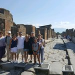 Bilde fra Gaetano's Pompeii Tours