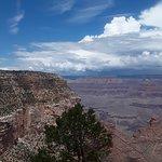 At the canyon