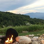 Another firepit view