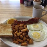 #1 Breakfast Combo