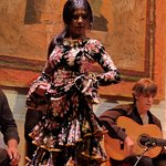 The Flamenco Dancers at Tablao de Carmen give you their all!