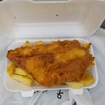 My Take Away Fish And Chips