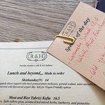 R & H cafe gallery照片