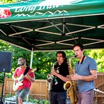 Summer Music Series: Every Thursday from 3 to 6.