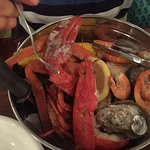 Snow Crabs, Lobster, Shrimp, Oysters,Corn and Potatoes OH MY!