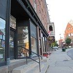 quaint downtown boutiques
