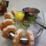 Shrimp Cocktail With Tabasco Sauce