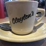 Clayton's Coffee Shop resmi