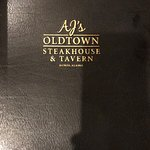 Foto de AJ's Oldtown Steakhouse & Tavern