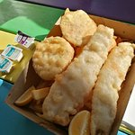 The Sands Fish and Chip Shopの写真