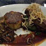 Incredibly tasty beef dish!