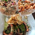 Foto de Restaurante Casa de Praia - Bombas