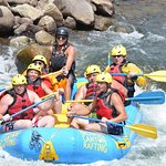 Foto van Browns Canyon Rafting