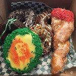Unique Doughnut Offerings!