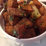 side of roast potatoes