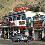 Jackson Hole Playhouse resmi