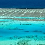Prestine Anchorages behind the Ningaloo Reef with Ningaloo Gamefishing Charters