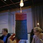 Bestellung - selber ankreuzen und an die Lampe klippen