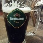 пиво Бернард (с азотом)