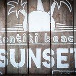 Kon-Tiki Beach Sunset
