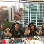 Dinner in The Sky Malaysia Image