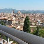 Villa Bardini - Veduta dalla terrazza panoramica