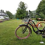 bike rentals at Susan's Pleasant Pheasant Farm