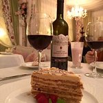 Классический торт «Наполеон» с нежным заварным кремом