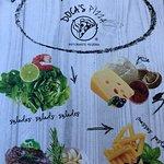 Bilde fra Doca's Pizza