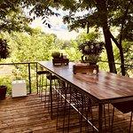 unsere neue terrasse lädt zum verweilen ein ;-)