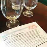 whisky tasting and catalog