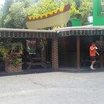 Great hotdog place