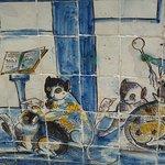 azulejos all'esterno