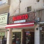 Foto de Burrito Mexican Tortilla Bar