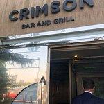 Foto de Crimson Bar & Grill