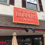 Φωτογραφία: Two Rivers Burrito Co.