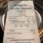 La Bodeguita de San Segundo照片