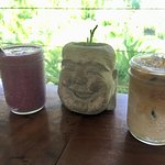 smoothie & iced coffee