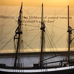 Voyager New Zealand Maritime Museum Foto