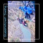 Shotover Canyon Swing & Canyon Fox Image