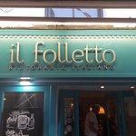 Foto de Il Folletto Ristorante