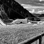 Photo de Ciclabile delle Dolomiti di Fiemme e Fassa