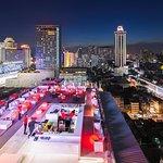 WALK rooftop bar