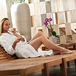 Wellness cantre above the clouds