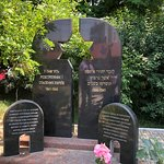 Monument to the Odessa Jews who were burnt by the Romanians during Odessa occupation in WW2