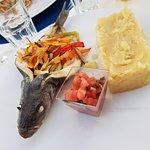 Super poisson aux petits légumes